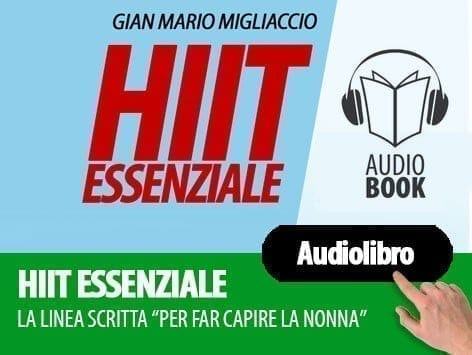 HIIT Essenziale - versione AudioLibro