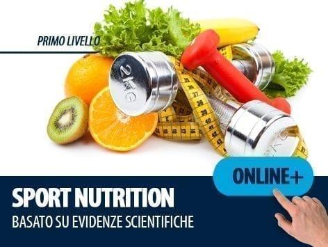 Corso Sport Nutrition